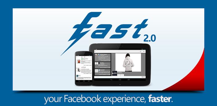 مراجعة التطبيق البديل لتشغيل فيسبوك Fast Pro | بحرية درويد