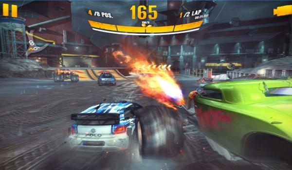 حمل لعبة Asphalt Xtreme سباق سيارات مجنون خارج الطرق | بحرية درويد