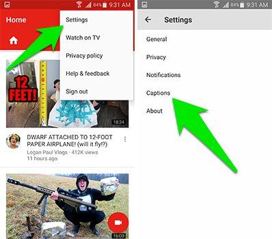 تعلم طريقة تفعيل ترجمة فيديوهات اليوتيوب الى العربية مباشرة بدون برامج | بحرية درويد