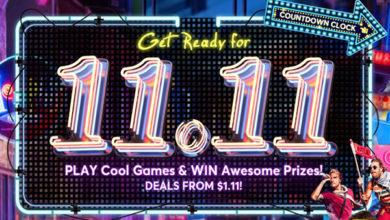 تعرف على تخفيضات متجر Gearbest 11.11 ومسابقات للفوز بجوائز مجانا