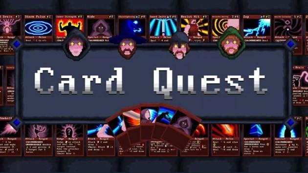 لعبة Card Quest تصل أخيراً إلى الأندرويد لكن هل تستحق الشراء؟ | بحرية درويد