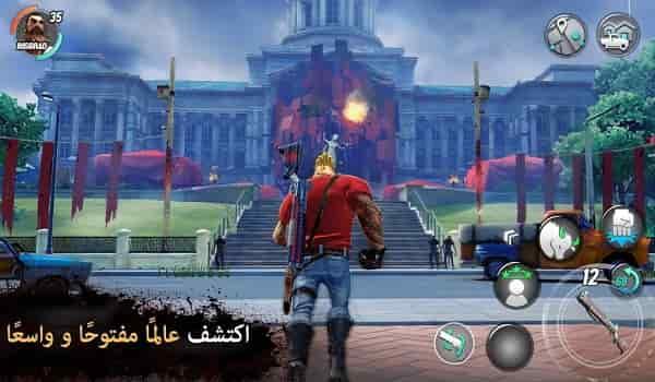 لعبة Dead Rivals – Zombie MMO متوفرة على الأندرويد لكن هل تستحق وقتك؟ | بحرية درويد