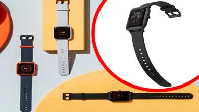 عرض اليوم ساعة Xiaomi Huami Amazfit Bip الرياضية الانيقة