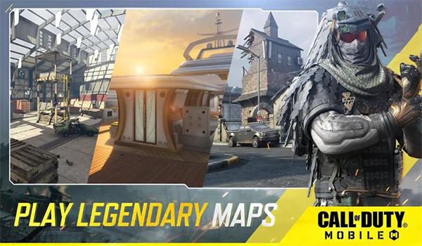 كل ما يجب ان تعرفه عن لعبة كول اوف ديوتي موبايل - Call of Duty Mobile | بحرية درويد