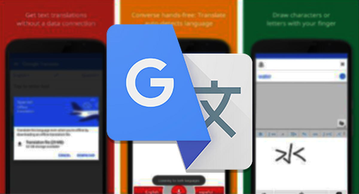 تطبيق ترجمة جوجل سيضيف ميزة الترجمة الفورية للصوت | بحرية درويد