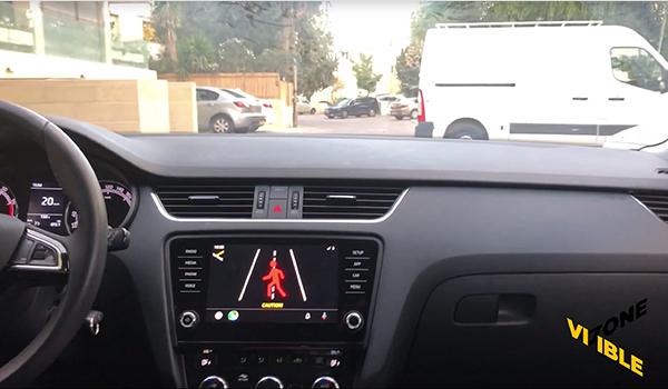 تطبيق اندرويد اوتو يُحذر السائقين من وجود مُشاة قبل رؤيتهم والاصطدام بهم | بحرية درويد