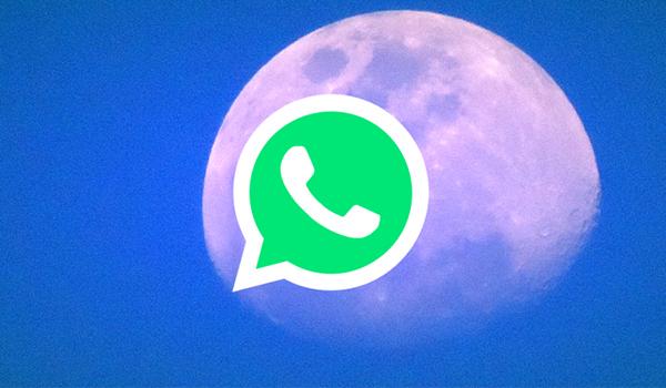 وأخيرًا - تطبيق واتس آب بالوضع الليلي | بحرية درويد