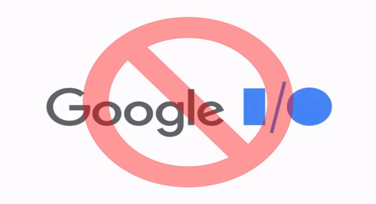 فيروس كورونا يلغي مؤتمر جوجل I/O السنوي الخاص بالمطورين | بحرية درويد